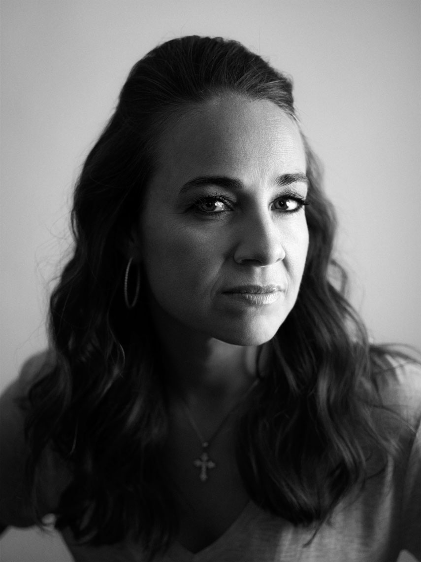 San Antonio Spurs Assistant Coach, Becky Hammon photographed for the Wall Street Journal by editorial photographer Josh Huskin.